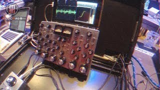 Zvukofor Sound Lab - аналоговые сатураторы (Synthposium 2018)