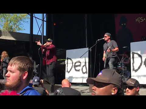 Ded - Disassociate @ Louder Than Life (September 30, 2017)