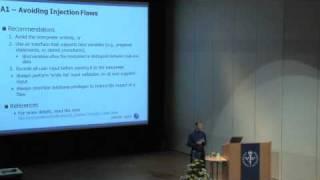 owasp appsec 2010 owasp top 10 2010 2 3