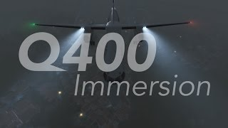 FSFX Packages Q400 Immersion - Official Video