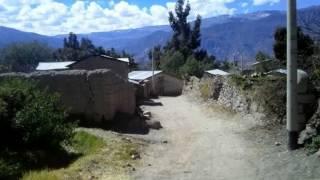 Pauza - Paucar del Sarasara - Ayacucho- Peru