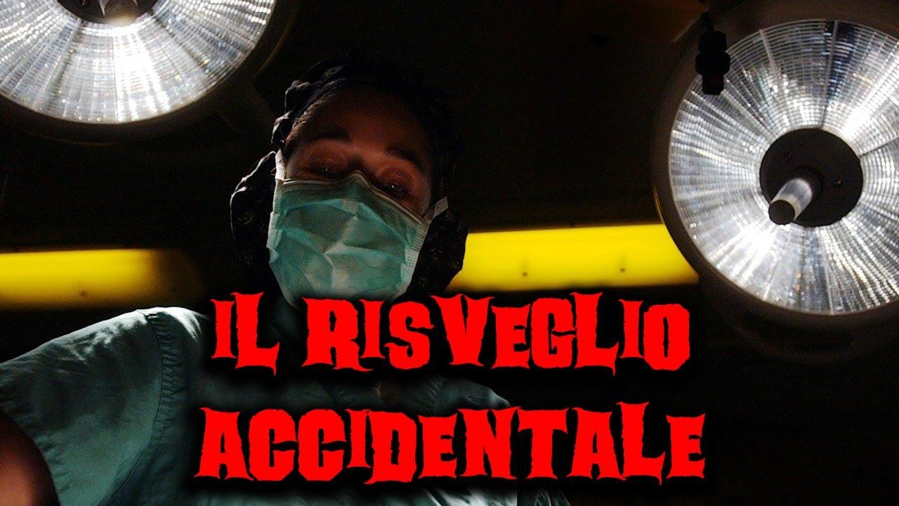 Il risveglio accidentale - Racconti Horror 260