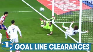 BEST DEFENSIVE SAVES ● GOAL LINE CLEARANCES