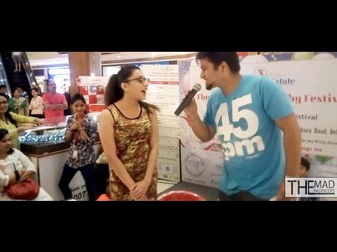 Hot Girl Singing Honey Singh Vol 1 || Yo...