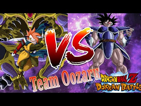Battre Thales agi avec la team oozaru / forme géante   Dbz dokkan battle