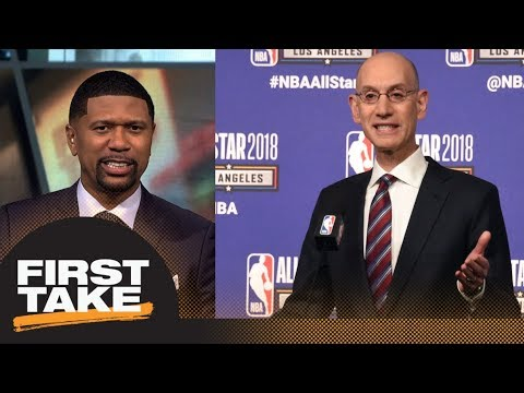 Jalen Rose on new NBA playoffs format suggestion: I love it | First Take | ESPN