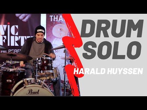Drum Solo - JB Music Philippines Drum Clinic