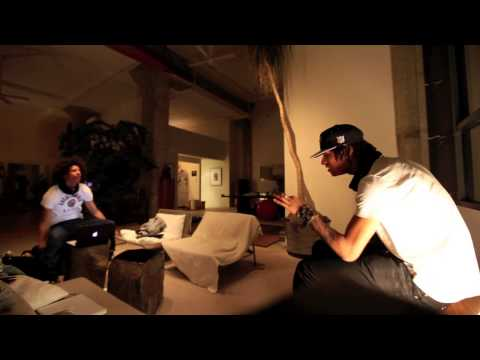 LES TWINS private footage shot at the loft | Birds Flying High | Shot by Sandy Lee
