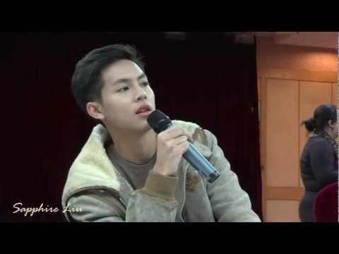20111210 Pchy Fan Meeting @ Beijing, China