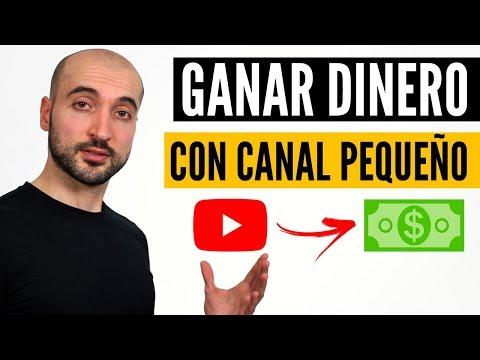 Cómo Ganar Dinero en YouTube con POCOS Suscriptores (3 CLAVES)