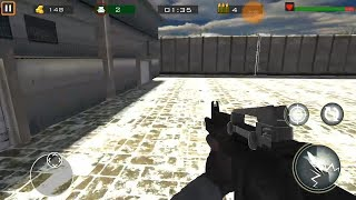 Counter Terrorist Gun Shooting Game Android Gameplay