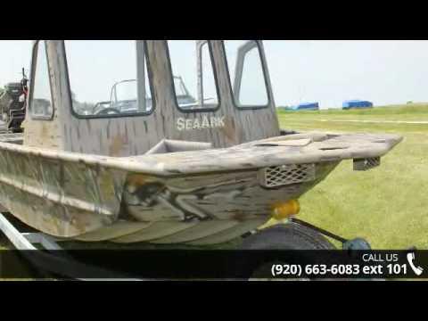 2016 SeaArk MV2472  - Ox-Bo Marine - Juneau, WI 53039