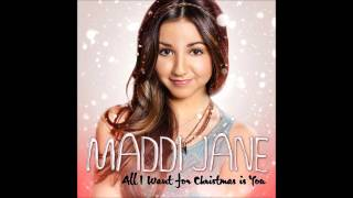 Maddi Jane - All I Want For Christmas Is You (Audio)