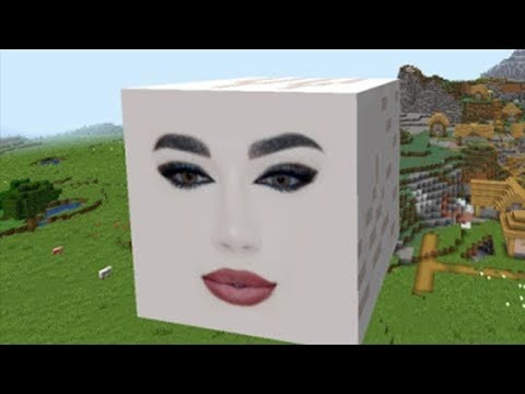 james charles spills some tea while playing minecraft thumbnail