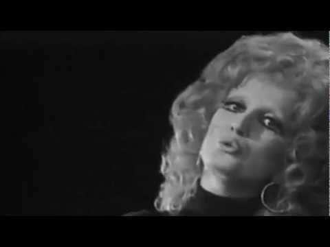 Mina - Amor mio [My beloved] (original,video,1971,Eng lyrics)