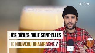 Les bières Brut sont-elles le nouveau champagne ?