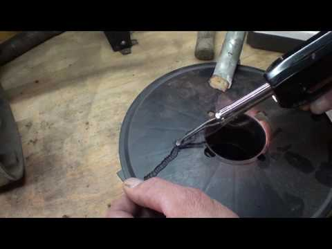 DIY simple how to weld plastic