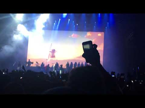 Feel Good Inc. - Gorillaz LIVE at Outside Lands 2017