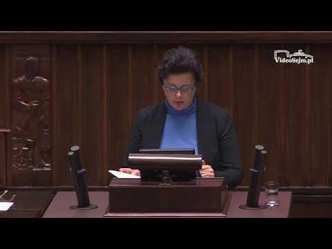 Anna Nemś – wystąpienie z 12 grudnia 2017 r.