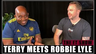 Robbie Lyle Interview | Manchester United vs Arsenal Preview with AFTV | The FT Show Ep 11