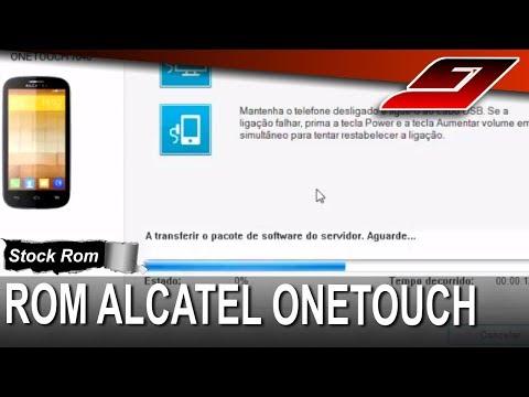 Stock Rom Alcatel Onetouch (Parado Na Tela De Logo) - Como Reviver Ou Desbrickar | Guajenet