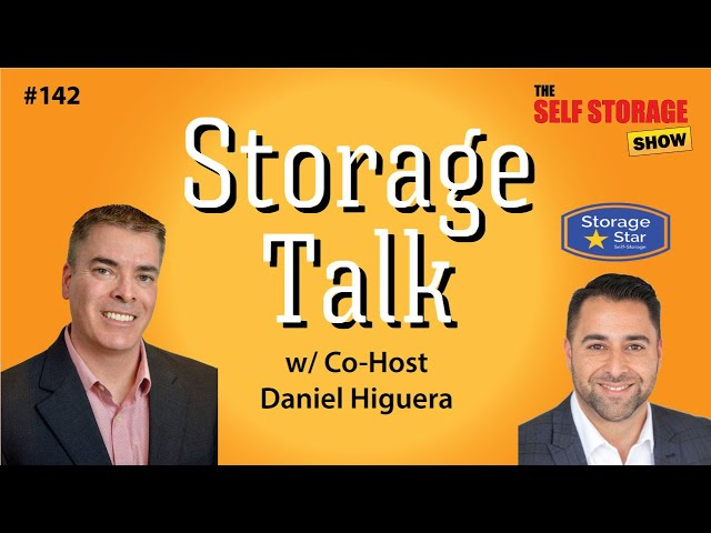 😎 #142: Storage Talk - Daniel Higuera