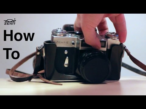 How to use a Zenit E