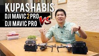 DJI Mavic Pro VS Mavic 2 Pro