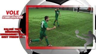 Vole Efsaneler Kupası | Kaleci topu göremedi! Muhammet öyle sert vurdu ki