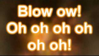 Ke Ha Kesha Blow Lyrics on Screen.mp3