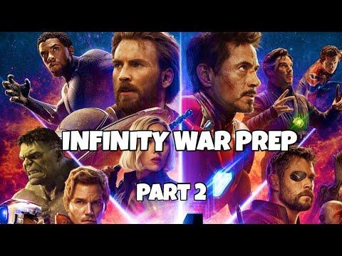 ELEVEN NEW TIER 2 ?   INFINITY WAR PREP PART 2   Marvel Future Fight