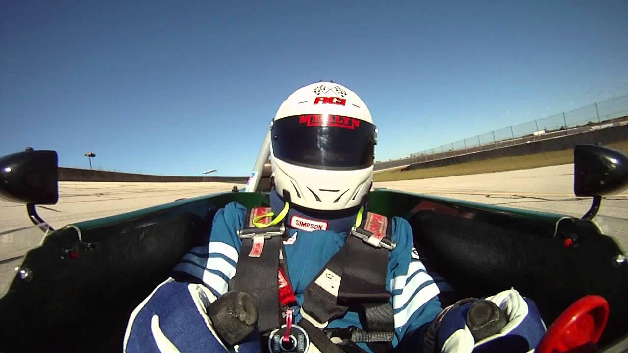 Texas World Speedway, Vintage Formula Ford, CVAR. - YouTube