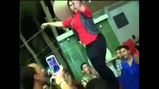 رقص شيماء فى فرح شعبى
