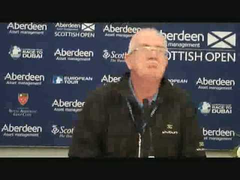 Gordon Dow Scottish Open 2014