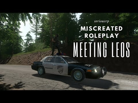 Miscreated Roleplay - Ava Meets The Local Police