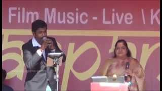 "K S Chithra Live ""Guruvayurappa"" with Alaapana Orchestra"