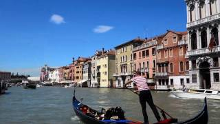 Venice Line 1 Water Bus tour, first to last stop: 1hr10 in 6 mins!