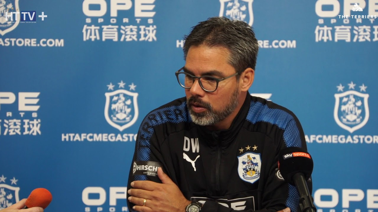 WATCH: David Wagner gives an update on injuries