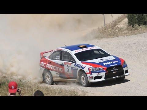 Rally Terra Vila De Bellpuig 2015 (E-RaceVideos)