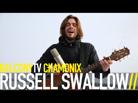 RUSSELL SWALLOW - CHEMICALS (BalconyTV)