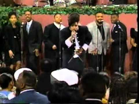 "Vickie Winans""Long As I Got King Jesus!""(Don"