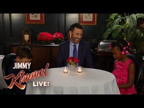 Jimmy Talks to Kids About Love – Valentine's Day