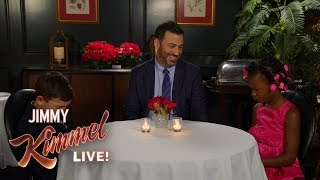 Jimmy Talks to Kids About Love – Valentine's Day
