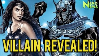 Who is Ares? Wonder Woman Villain Revealed! New Plot Details!