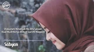Alfa Salam - Nissa Sabyan ( Lirik Musik)