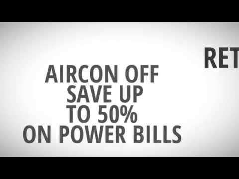 Energy Saving Air Conditioning Motion Sensor Smart Switch