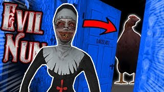NEVER Walk Into The Spooky Nuns *New* Favorite Room! | The Nun Mobile Horror Game (Halloween Update)