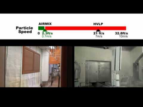 Airmix Spuiten Binnen Doovi
