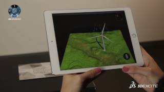 Your Product Here | DASSAULT SYSTEMES 3DEXCITE | Augmented Reality App