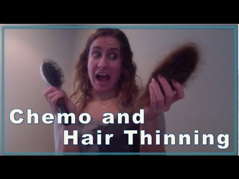 Chemo: (Hair) Loss & Mane (Thinning)